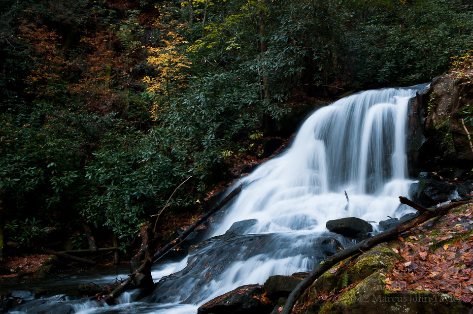 Wildcat Creek Falls