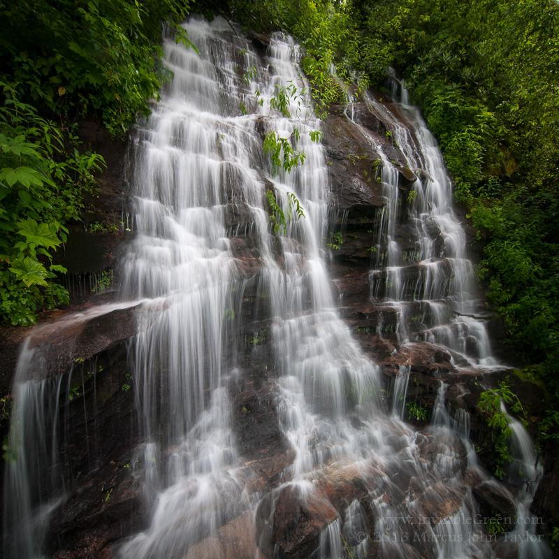 High Water at Ada-Hi Falls